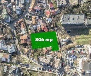 Teren 800 mp in Centru in spate la Biserica Trei Ierarhi