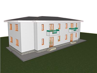 1 camera, 43 mp, rond Pacurari, zona Bizantiq, bloc nou, loc de parcare inclus