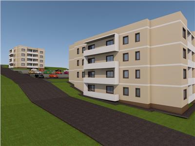 Capat Pacurari, bloc nou, apartament 1 camera