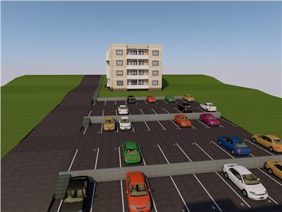 Capat Pacurari, bloc nou, apartament 3 camere