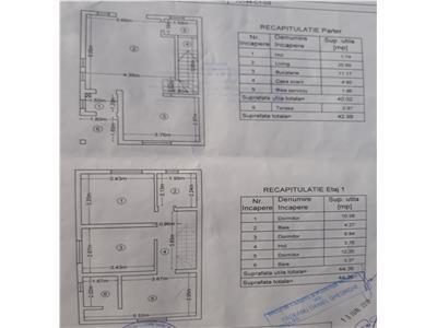 De vanzare duplex, zona Bucium, 2 Peri