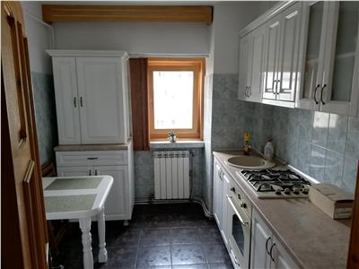 Pentru inchiriat, 2 camere, zona Garii, etaj intermediar, decomandat, mobilat, utilat complet