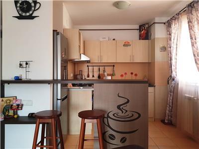 2 camere Tatarasi Green Park etaj intermediar bun gust si stil
