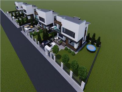De vanzare, casa individuala, 120 mp, curte 325 mp, zona Pacurari-Rediu