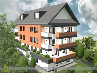 Apartament 2D - 71 mp suprafata totala - Tatarasi