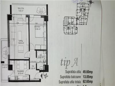 Apartament 2 camere decomandat Cug