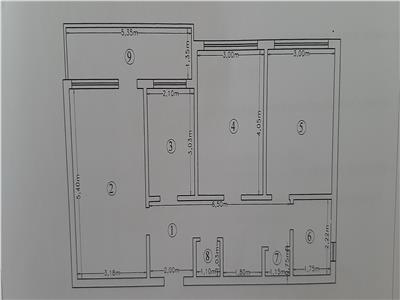 Apartament 3 D Tatarasi - Strada Stejar