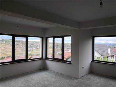 Apartament 4D in vila si 500 mp teren