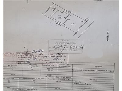 Vila 170 mp capat CUG langa Mega Image
