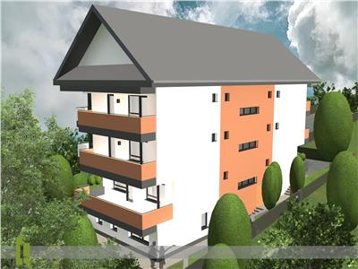 Apartament 3C - 71 mp utili - Tatarasi bloc nou